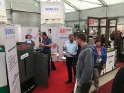 Kotel BioClass na výstavě ForArch 2017